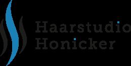 Logo Haarstudio Honicker gross